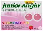 Junior-Angin 24 Lutschtabletten
