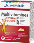 Juvamine Top-Form 30 Tabletten