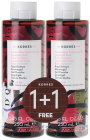 Korres Showergel Set Japanese Rose 250ml Promo 1+1 Kostenlos