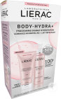 Lierac Body-Hydra+  Micropeeling 200ml + Body-Hydra+ Bodymilk 200ml