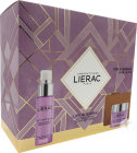 Lierac Weinachts Set 2020 Lift Integral Serum 30ml + Geschenk Lift Integral Nutri Creme 50ml + Pouch