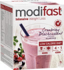 Modifast Intensive Weight Loss Cranberry Milchshake 8x55g