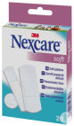 Nexcare 3M Soft Pflaster 20 Stück (N0520AS)