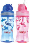 Nuby Flip-it Beker Uit Tritan 360ml 3j+