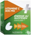 Nutrisanté Vitamine C 500mg Chewable Tablets 2x12
