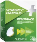 Nutrisanté Vitamine C + Propolis 2x12 Chewable Tablets