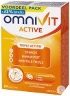 Omnivit Active 84 Tabletten