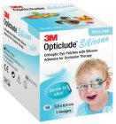 Opticlude Silicone Augenpflaster Mini Boy 5x6cm Stück 50