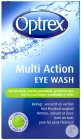 Optrex/Optone Multi Action Eye Wash Augenbad + Augenklappe 100ml