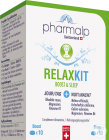Pharmalp Relaxkit Boost And Sleep Tag Und Nacht 20 Tabletten