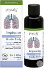Physalis Massage Oil Respiration Bio 100ml