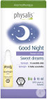 Physalis Roll-on Good Night Bio 10ml