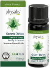 Physalis Synergy Green Detox Bio 10ml