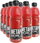 QNT Metapure Drink Red Fruits 12x 500ml