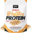 QNT Purity Light Digest Belgian Waffles Protein White Chocolate 480g