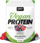 QNT Vegan Protein Red Fruits 500g