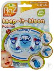 Raz Baby Keep-It-Kleen Schnuller Adam Airplane 0-36 Monate 1 Stück