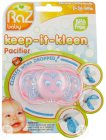 Raz Baby Keep-It-Kleen Schnuller Betty Butterfly 0-36 Monate 1 Stück