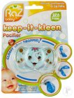 Raz Baby Keep-It-Kleen Schnuller Elfy Elephant 0-36 Monate 1 Stück