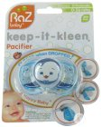 Raz Baby Keep-It-Kleen Schnuller Ethan Penguin 0-36 Monate 1 Stück