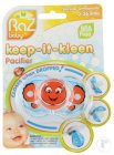 Raz Baby Keep-It-Kleen Schnuller Finley Clown Fish 0-36 Monate 1 Stück