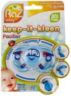 Raz Baby Keep-It-Kleen Schnuller Percy Puppy 0-36 Monate 1 Stück