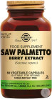 Saw Palmetto Berry Extract (zaagpalm) V-caps 60
