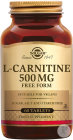 Solgar L-Carnitine 500mg Tabletten 60