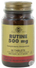 Solgar Vitamine Rutin 500mg Tabletten 50