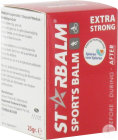 Starbalm Sports Balsam Extra Strong Rot Tiegel 25g