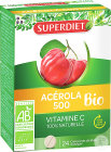 Super Diet Bio Acerola 500 Comp 24