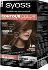Syoss Contour Color Permanentes Zwei Phasen System 5-86 Chocolate Lover Brown 1 Stück