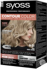 Syoss Contour Color Permanentes Zwei Phasen System 9-51 Ashy Angel Blond 1 Stück