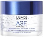 Uriage Age Protect Multi-Action Peeling Nacht Creme Topf 50ml