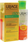 Uriage Bariesun Mat SPF50+ 50ml + MTW Combination To Oily Skin 100ml