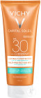 Vichy Capital Soleil Beach Protect Multischutz Wasserfeste Sonnenmilch SPF30 Tube 200ml
