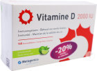 Vitamine D 2000iu Comp 168 Promo -20% Metagenics