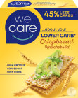 Weight Care Lower Carb Crispbread Knäckebrot 100g