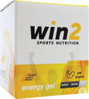 Win2 Energy Gel Banaan Perzik 18x40g
