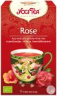 Yogi Tea Rose Bio 17 Teebeutel