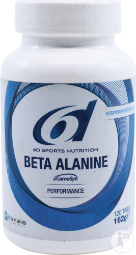 6d Beta Alanine Sustained Release Comp 120