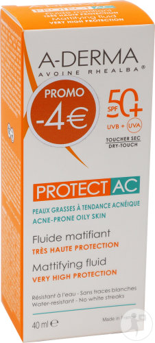 Aderma Protect Ac 40ml Promo -4