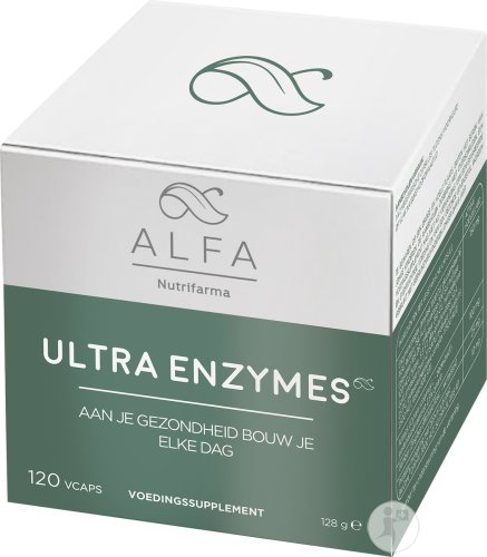 Alfa Ultra Enzymes 120 Vcaps