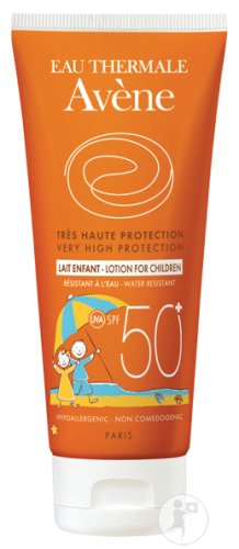 Avène Kinder-Sonnenmilch SPF50+ Ohne Duftstoffe Tube 100ml