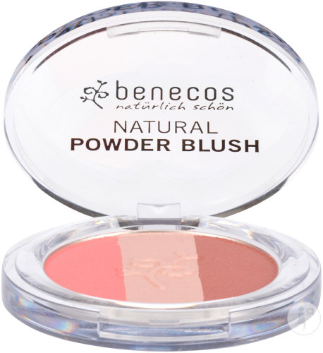 Benecos Natural Beauty Compact Trio Blush Fall In Love 5,5g