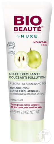 Bio Beauté By Nuxe Sanftes Anti-Pollution Peelinggel Tube 60ml