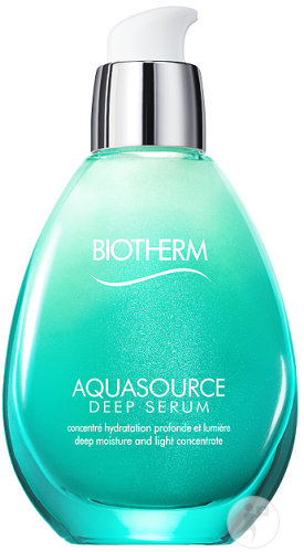 Biotherm Aquasource Deep Serum Pumpflasche 50ml