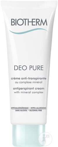Biotherm Deo Pure Creme Tube 75ml