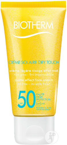 Biotherm Dry Touch SPF 50 Zonnecreme 50ml