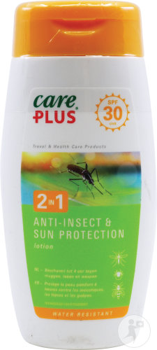 Care Plus 2in1 A/insect+sun Protection Ip25 150ml